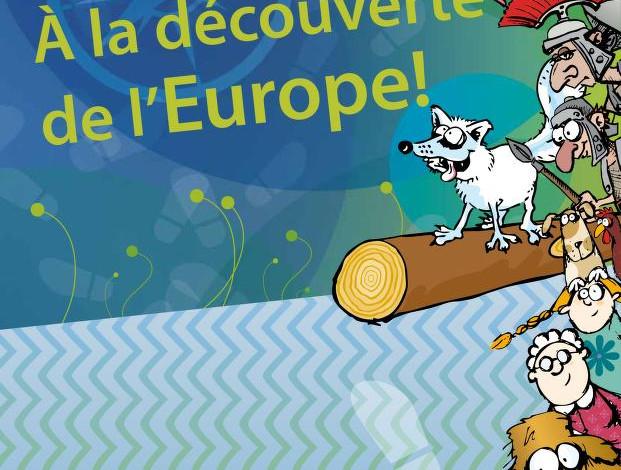 À la découverte de l'Europe en PDF