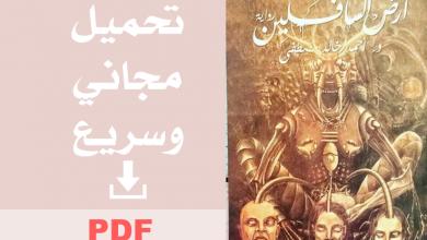 رواية أرض السافلين - أحمد خالد مصطفى