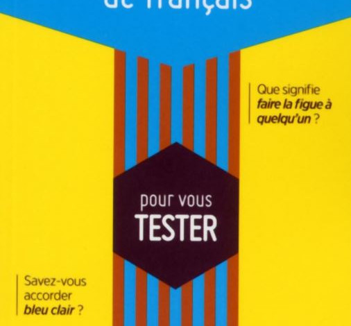 1000 Questions De Français Pour Vous Tester Livre PDF 2020