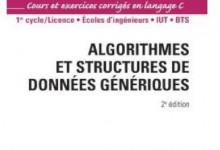 Algorithmes et structures de données génériques de Michel Divay PDF