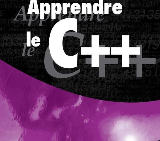 Apprendre le C++ de Claude Delnnoy PDF