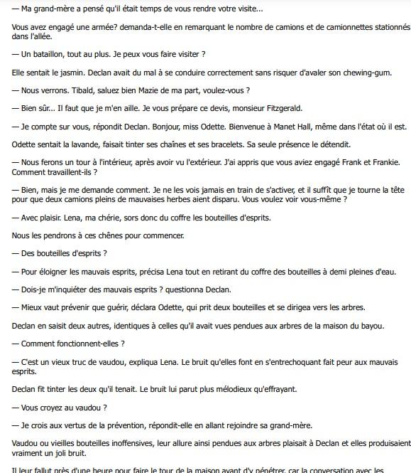 Roman: Bayou de Nora Roberts PDF Gratuit