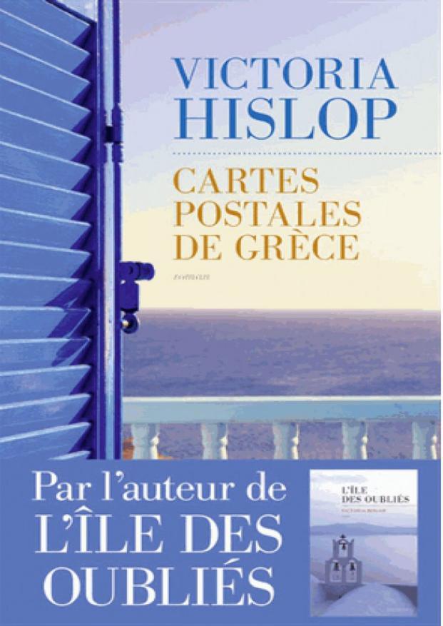 Cartes postales de Grèce de Victoria Hislop en PDF