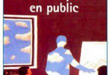 Comment parler en public de Dale Carnegie PDF Gratuit