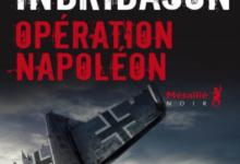 Roman policier: Opération Napoléon - Arnaldur Indridason