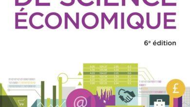 Dictionnaire de science économique pdf