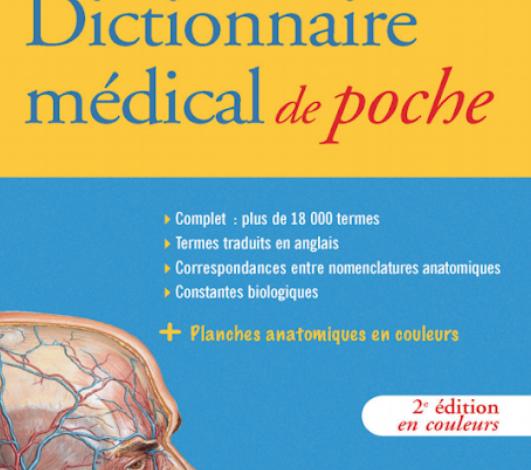 Dictionnaire médical de poche - Jacques Quevauvilliers