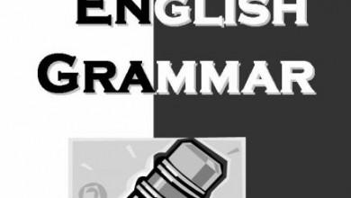 Download Free English Grammar pdf for free