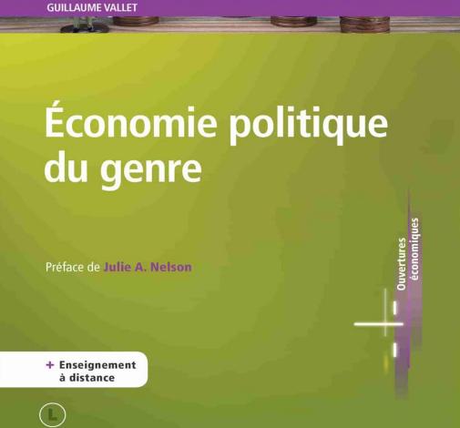 Économie politique du genre pdf gratuit