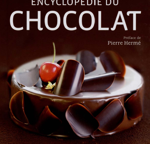 Encyclopedie du chocolat - Bau Frédéric