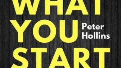 Finish What You Start PDF