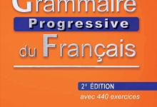 Grammaire progressive du français - Niveau débutant PDF
