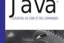 Java l'essentiel du code et des commandes de Timothy Fisher