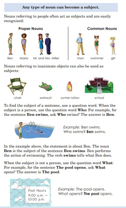Just Enough english grammar illustrated -Gabriele Stobbe