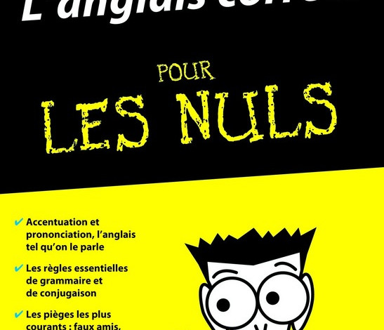 L'Anglais pour les Nuls en PDF de Gail Brenner