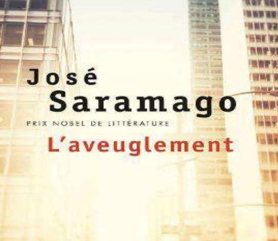 L'Aveuglement de José Saramago