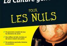 La Culture générale pour les nuls de Florence Braunstein et Jean-François Pépin PDF Gratuit
