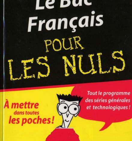 Télécharger livre: Le Bac Français pour les nuls pdf gratuit en quelques secondes