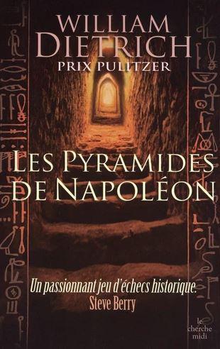 Les pyramides de Napoleon de William Dietrich
