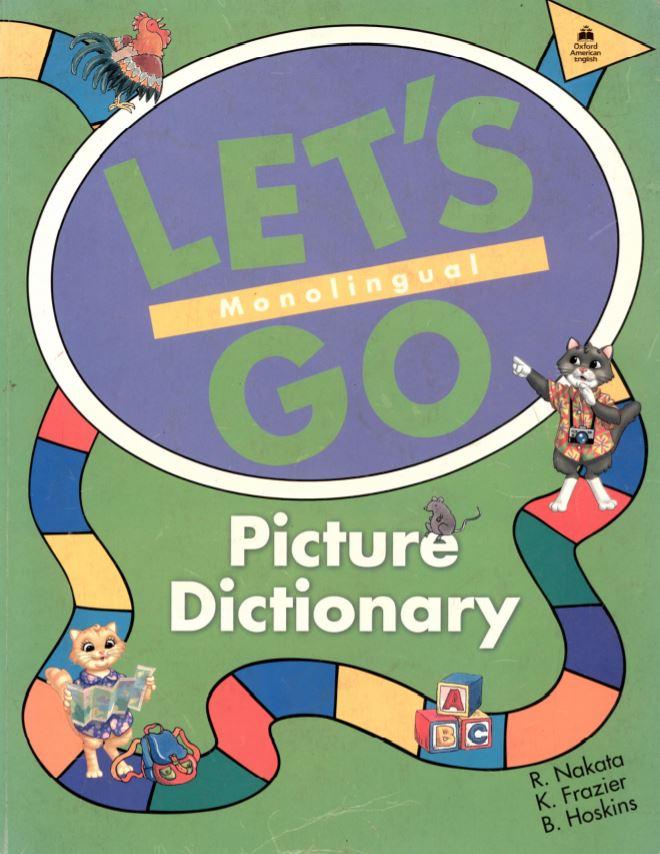 Let's Go Picture Dicitonary