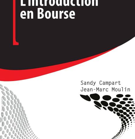 L'introduction en Bourse pdf gratuit