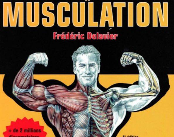 Guide des mouvements de musculation - Delavier Frédéric