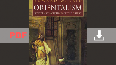 Orientalism Western Conceptions of the Orient by Edward W. Said PDF for FREE