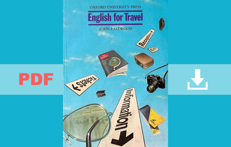 Oxford English For Travel + Audio CD