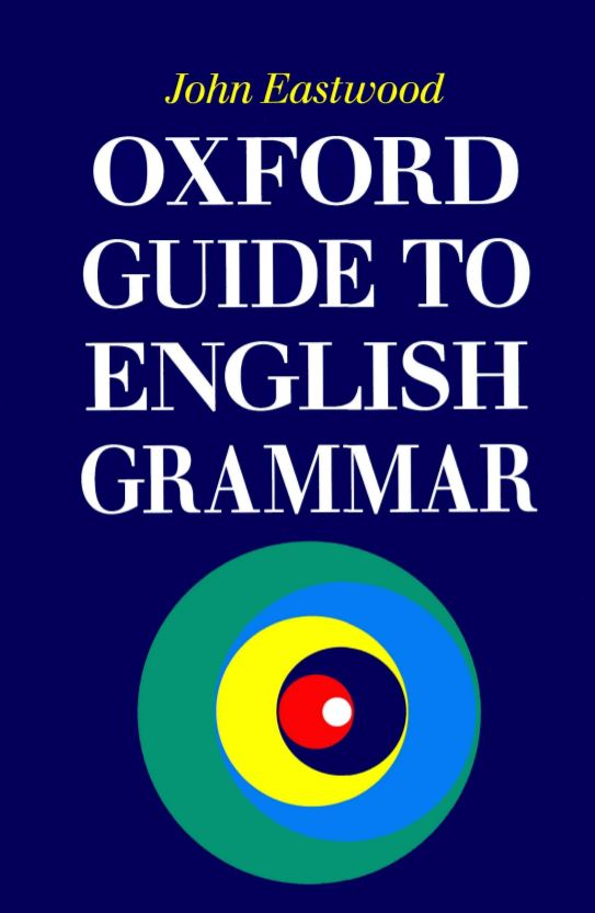 Oxford guide to English grammar pdf for free