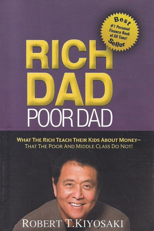 Père Riche Père Pauvre pdf gratuit Robert T. Kiyosaki