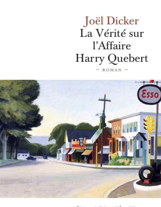 Roman: La vérité sur l'affaire Harry Quebert par Joel Dicker en PDF
