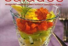 Salades: vinaigrette, roquette, fines herbes, tomates, fruits... en PDF