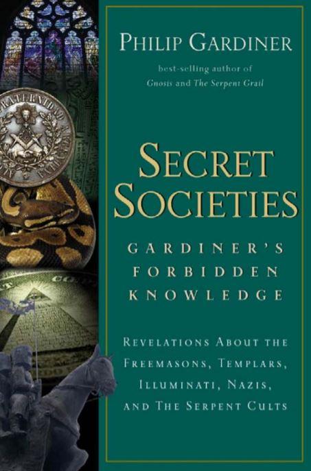 Secret Societies Gardiner's Forbidden Knowledge