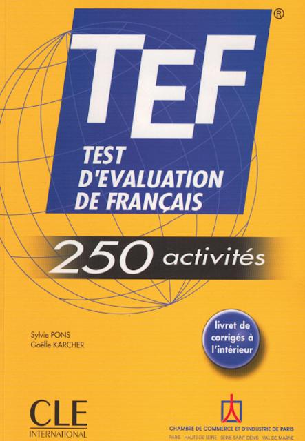 TEF test d'evaluation de français en ligne