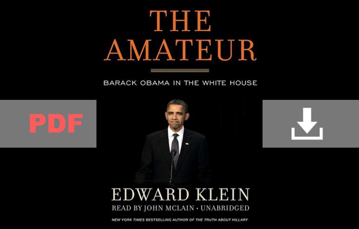 The Amateur by Edward Klein PDF