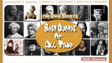 The Great Book Of Best Quotes Of All Time PDF