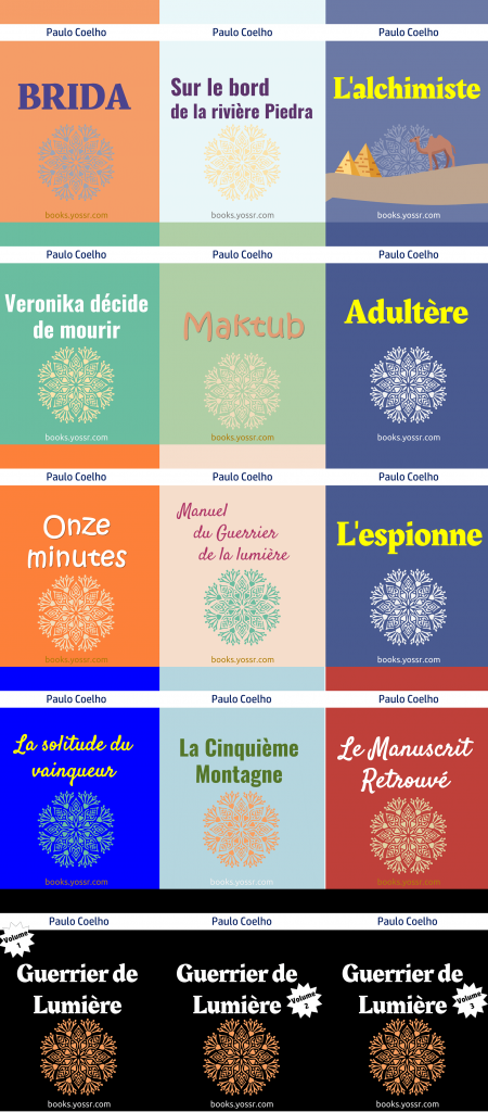Télécharger les Romans de Paulo Coelho PDF