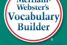 merriam-webster's vocabulary builder pdf