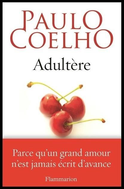Roman Adultère de Paulo Coelho